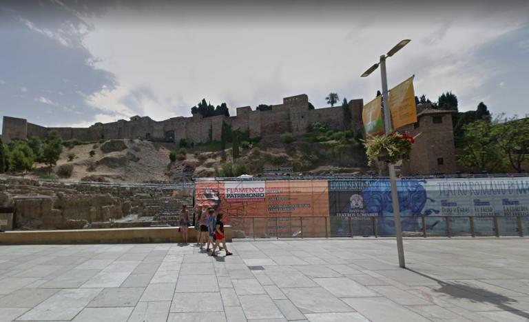 eventos teatro romano de Málaga