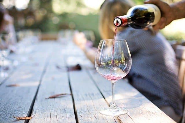 cata de vino en Málaga