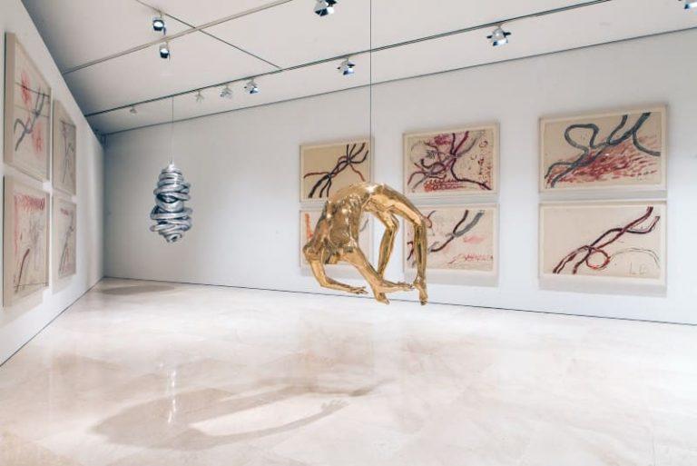 esculturas museo picasso malaga