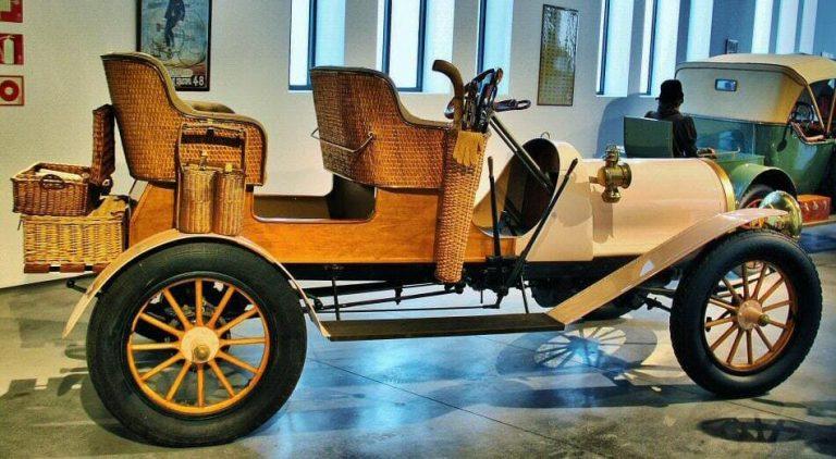 malaga museo del automovil
