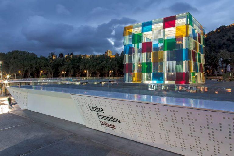 museo centre pompidou malaga