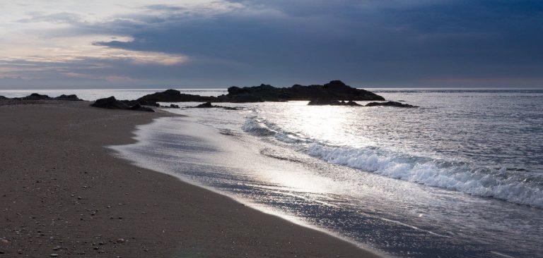 playa del faro en mijas